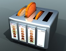 Product Concepts, The Perfect Toaster