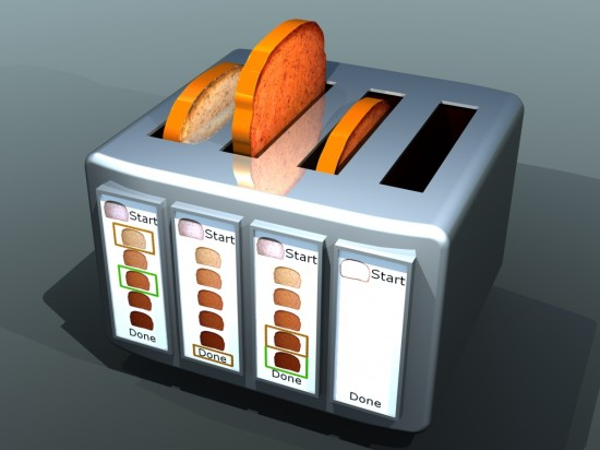 Perfect Toaster