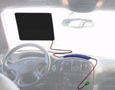 Product Concepts, The Ready Windshield Defroster